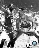 Bill Russell and Wilt Chamberlain Photographie
