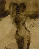 Aphrodite's Dance IV Giclee Print by  Lorello