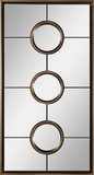 Tosca Mirror Home Accessories by  Jonathan Wilner/Paul De Bellefeuille