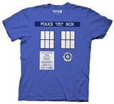 Doctor Who - Tardis Trompe Costume Tee Shirts