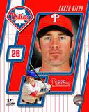 2011 Chase Utley Studio Plus Photo
