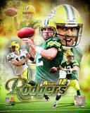 Aaron Rodgers 2011 Portrait Plus Photo