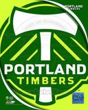 2011 Portland Timbers Team Logo Photo