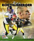 Ben Roethlisberger - Portrait Plus 2004 Composite Photo