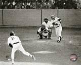 Bucky Dent - 1978 Playoff Home Run Swing Photo