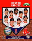 Boston Red Sox 2012 Team Composite Photo