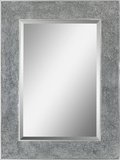 Helena Crushed Glass Rectangular Mirror Wall Mirror by Jonathan Wilner