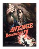 Avenge December 7th World War Two Photo