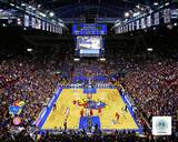 Allen Fieldhouse University of Kansas Jayhawks 2012 Photo