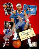 Allen Iverson - All Star Game MVP '05 Scrapbook Photo