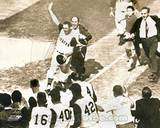Bill Mazeroski - 1960 World Series Winning Home Run Photo