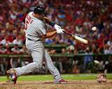 Albert Pujols 2 run home run 7th inning Game 3 of the 2011 MLB World Series Action (13) Photo