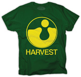 EMI Records - Harvest Green Shirts