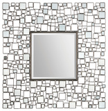 Opie Square Mirror Home Accessories by Jonathan Wilner/ Kelly Stevenson