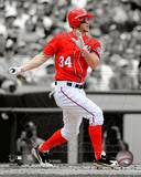Bryce Harper 2012 Spotlight Action Photo