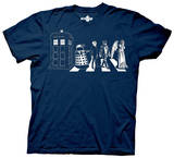 Doctor Who - Street Crossing Shirts