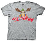 Vacation - Wally World Logo T-Shirt