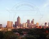 Atlanta, Georgia Skyline Photo