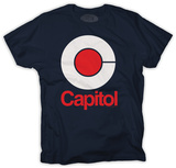 Capitol Records - Mod 2 T-shirts