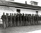 Black Troops in the Union Army Photo