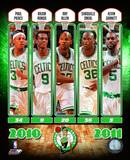 2010-11 Boston Celtics Team Composite Photo