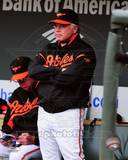 Buck Showalter 2011 Close Up Photo