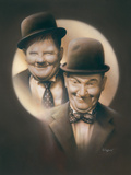 Double Trouble Giclee Print by Stuart Coffield