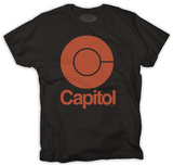 Capitol Records - Mod T-shirts