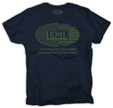 EMI Records - EMI Tagline Shirts
