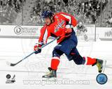 Alex Ovechkin 2010-11 Spotlight Action Photo