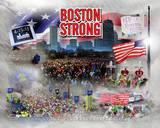 Boston Strong Composite Photo