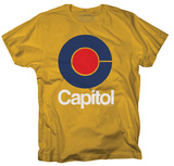 Capitol Records - Capitol Mod 3 Shirts