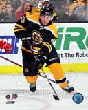 Brad Marchand 2011-12 Action Photo