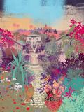 Spanish Serenade II Giclee Print by Ken Hurd