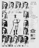 1903 Red Sox Championship Photo