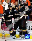 Andy McDonald, Dustin Penner & Ryan Getzlaf Photo