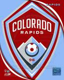 2011 Colorado Rapids Team Logo Photo