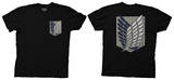 Attack On Titan Survey Corps T-Shirt T-shirts