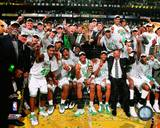 2007-2008 Boston Celtics NBA Finals Champions Photo