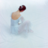 Ballet II Giclee-trykk av Fred Van De Heetkamp