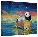Michael Creese Stargazer Gallery-Wrapped Canvas Stretched Canvas Print by Michael Creese