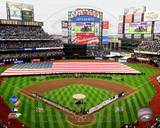 2009 Citi Field Inaugural Game National Anthem Photo