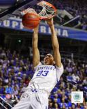 Anthony Davis University of Kentucky Wildcats 2011 Action Photo