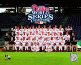 2008 Philadelphia Phillies World Series Champions Photo