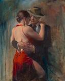 Michael Alford - Passion II - Giclee Baskı