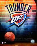 2008-09 Oklahoma Thunder Team Logo Photo