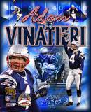 Adam Vinatieri - Super Bowl XXXVIII Champions Collection (Limited Edition) Photo