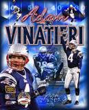 Adam Vinatieri - Super Bowl XXXVIII Champions Collection (Limited Edition) Photo