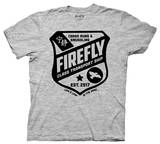 Firefly - Class Transport Ship T-Shirt