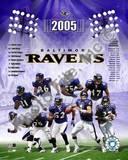 2005 - Ravens Composite Photo
